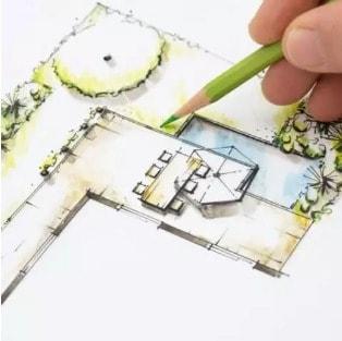 Plan de Jardin par Paysagiste