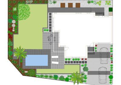 Plan de jardin en ligne