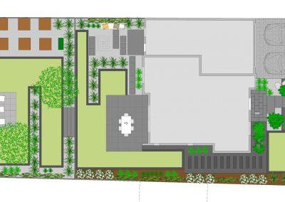 Plan jardin paysagiste obernai