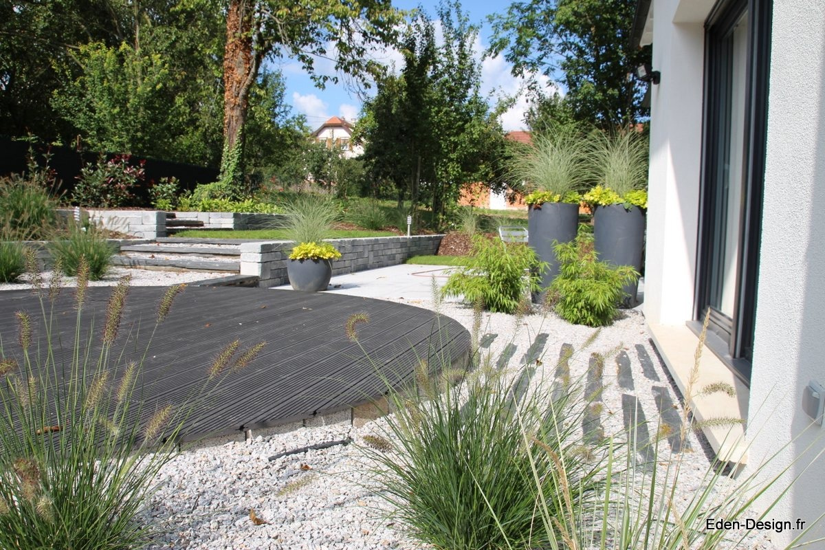 Jardin Contemporain - Eden Design