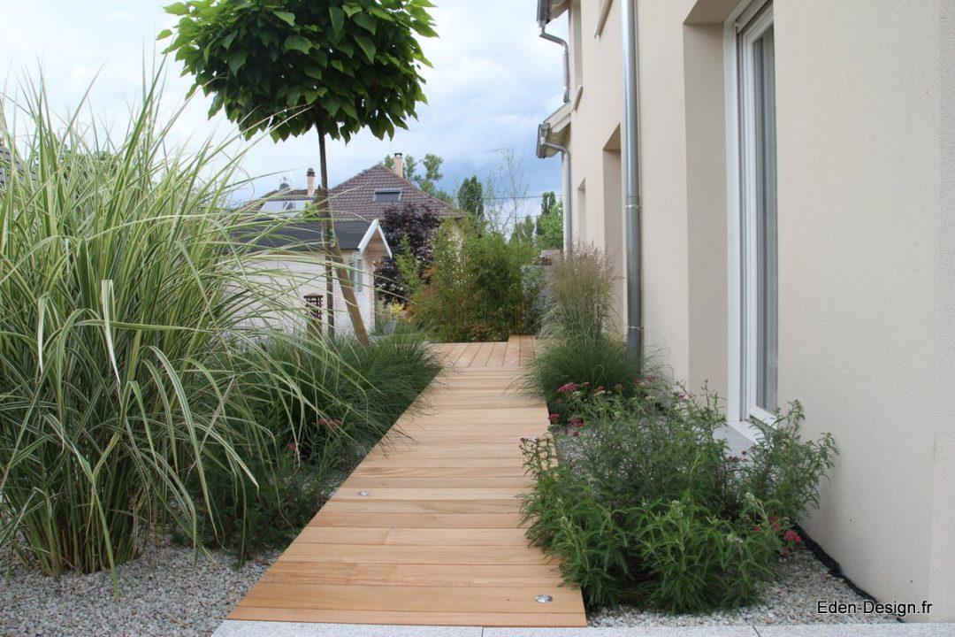 Jardin Moderne et Japonisant