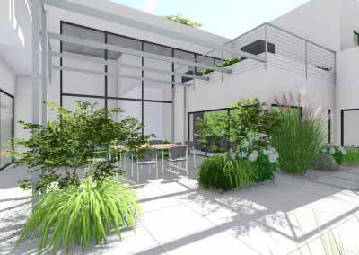 Terrasse 3d paysagiste