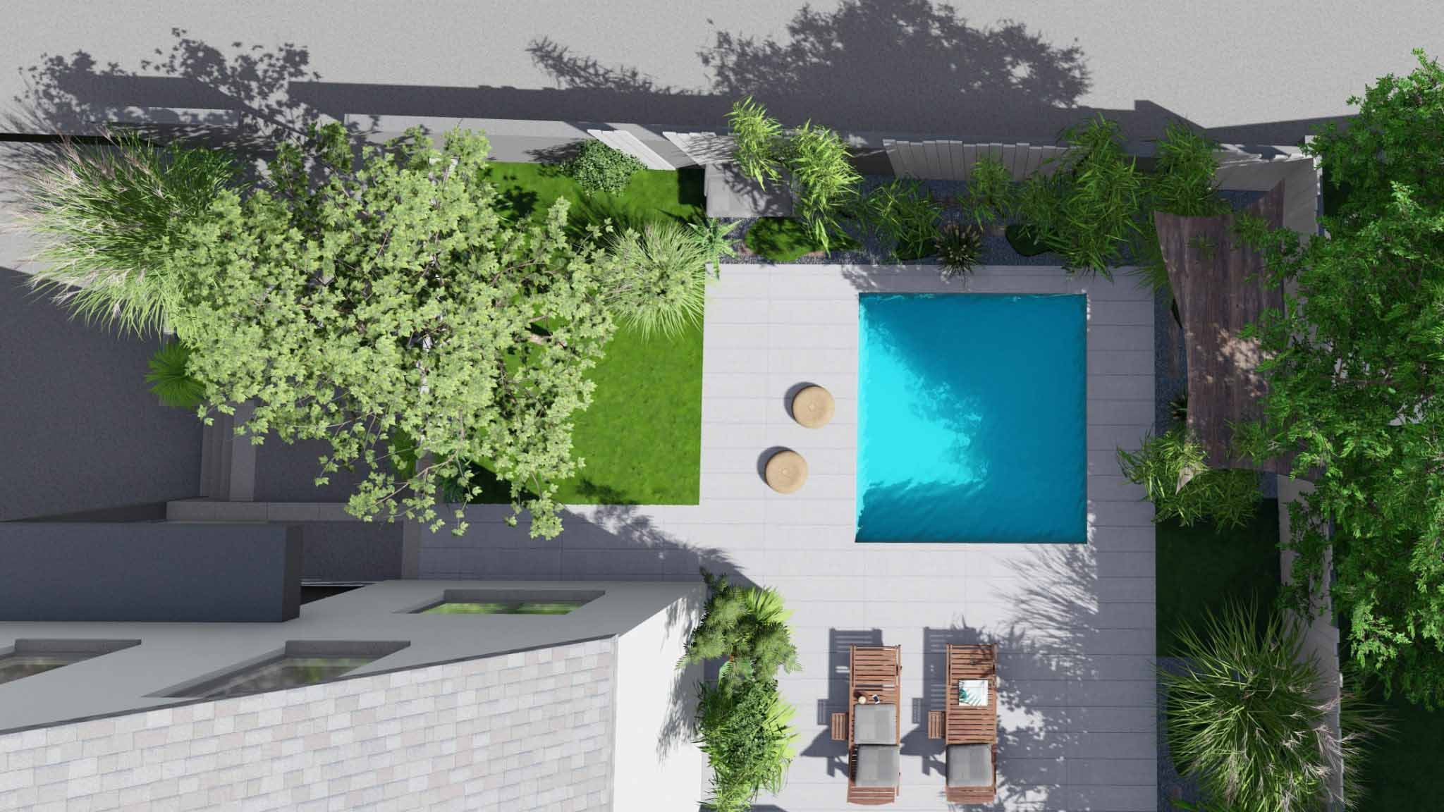 Architecte Jardin 3D Gratuit jardins en 3d et plans par paysagiste