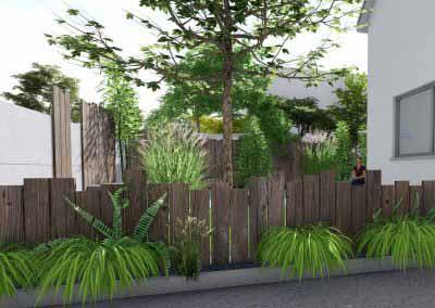 Petit jardin en ligne