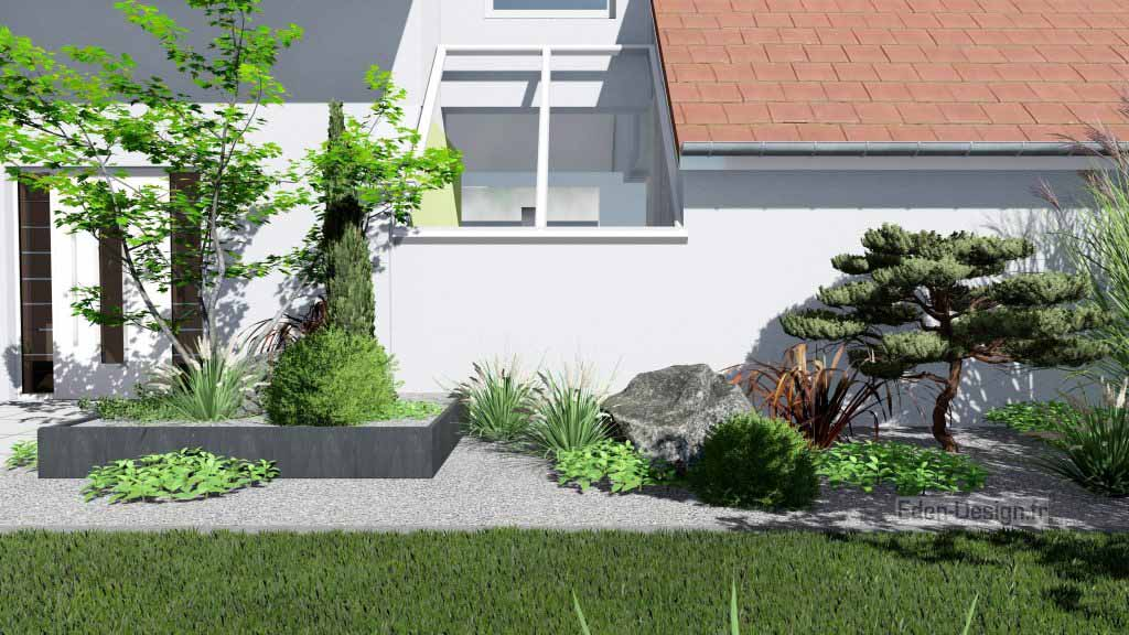 Jardin 3d paysagiste architecte Molsheim