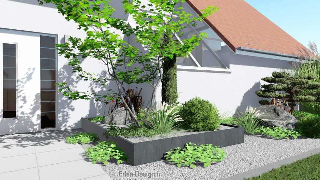 Jardin 3d paysagiste alsace