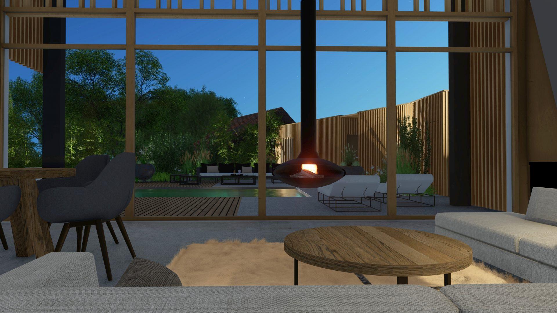 Architecte décorateur maison jardin