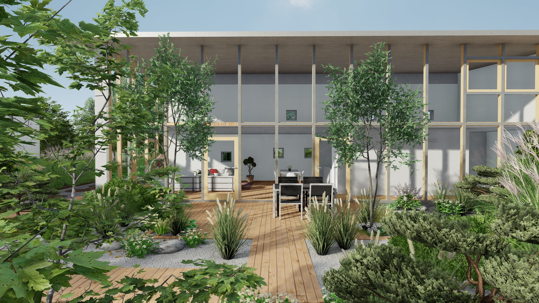 Architecte paysagiste Strasbourg Design Selestat Molsheim