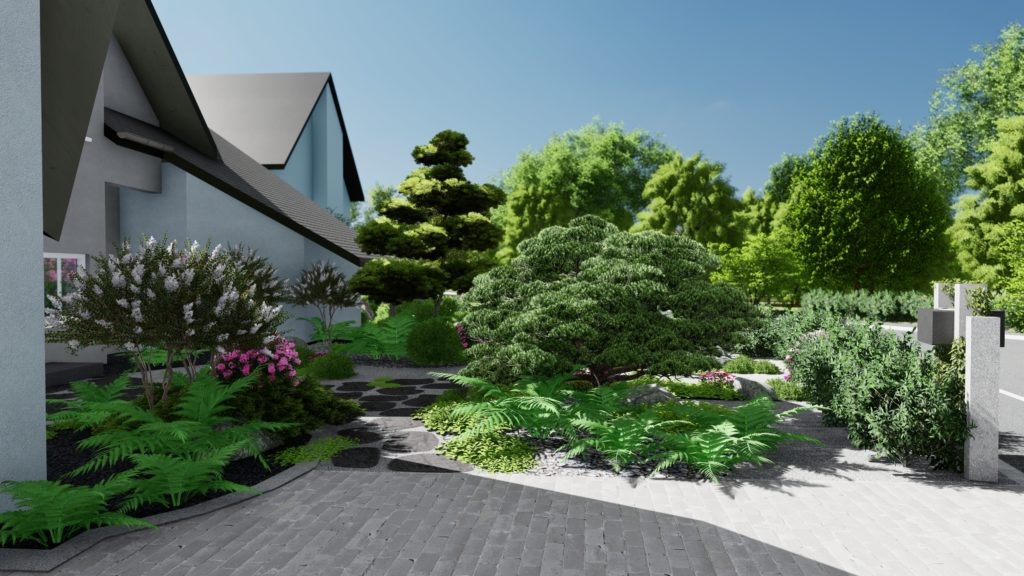 Jardin Japonais Paysagiste près de Strasbourg