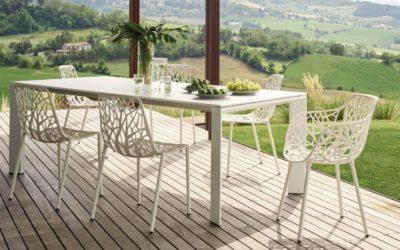 Bien choisir son mobilier de jardin et l'ombrage de sa terrasse